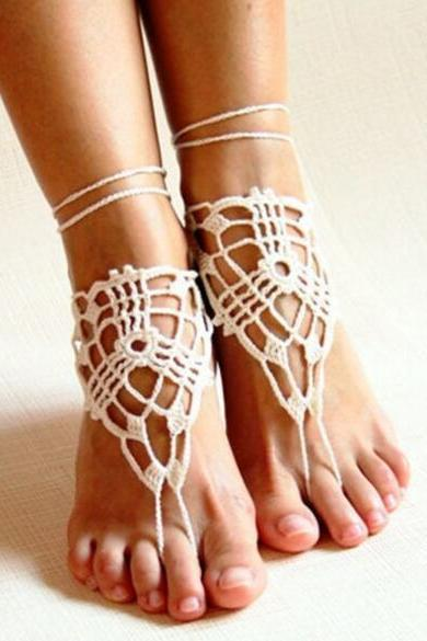 Fashion Bikini Beach Anklets [OM160578]